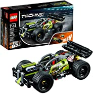 LEGO Technic WHACK! 42072  Building Kit with Pull Back Toy Stunt Car, Popular Girls and Boys Engineering Toy for Creative Pl