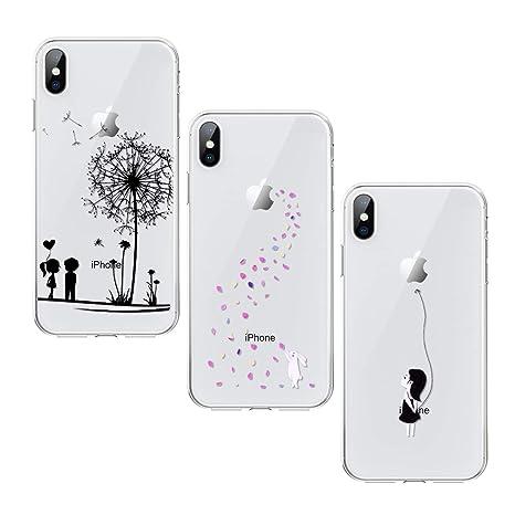 coque iphone xs max fine transparente