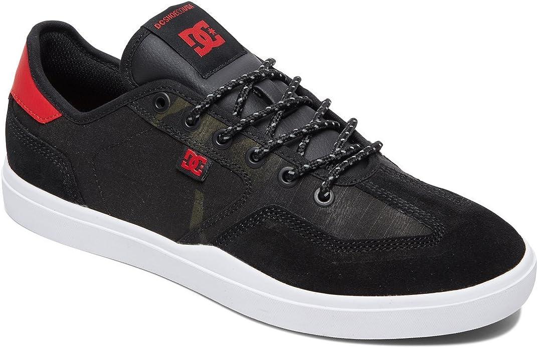 DC Shoes Vestrey Sneakers Herren Schwarz/Camouflage