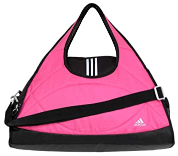 a025c900d9 Adidas Women's Ultimate Club Tote Bag (Intense Pink/Greyhound):  Amazon.co.uk: Sports & Outdoors