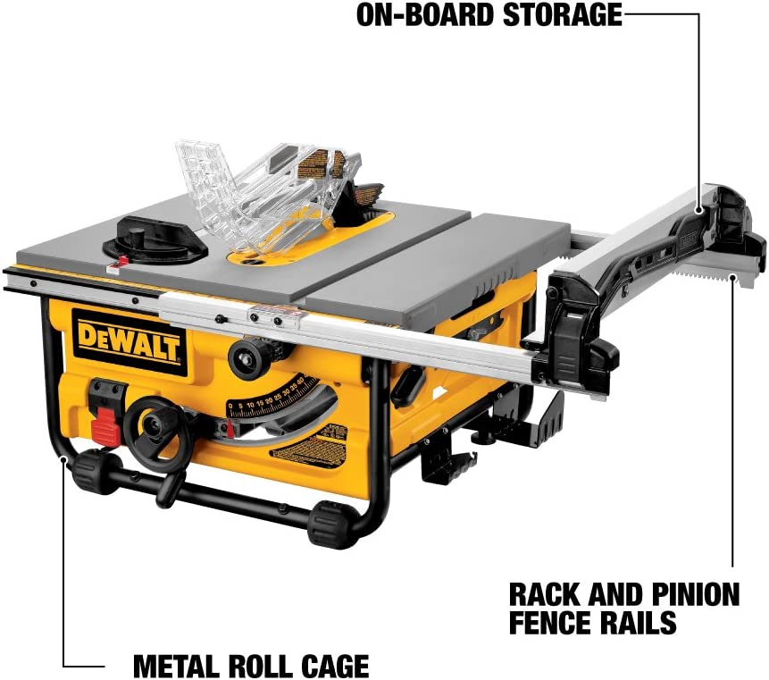 DEWALT DW745 featured image 2
