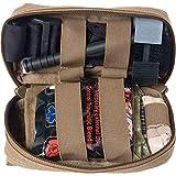 M-FAK Mini First AId Kit for Law Enforcement w/CAT Tourniquet (Tan)