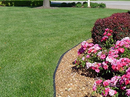Valley View EDG-20GMC EDG-20 Easy Diamond Ground Lawn Edging, 20', Black by Valley View (Image #5)