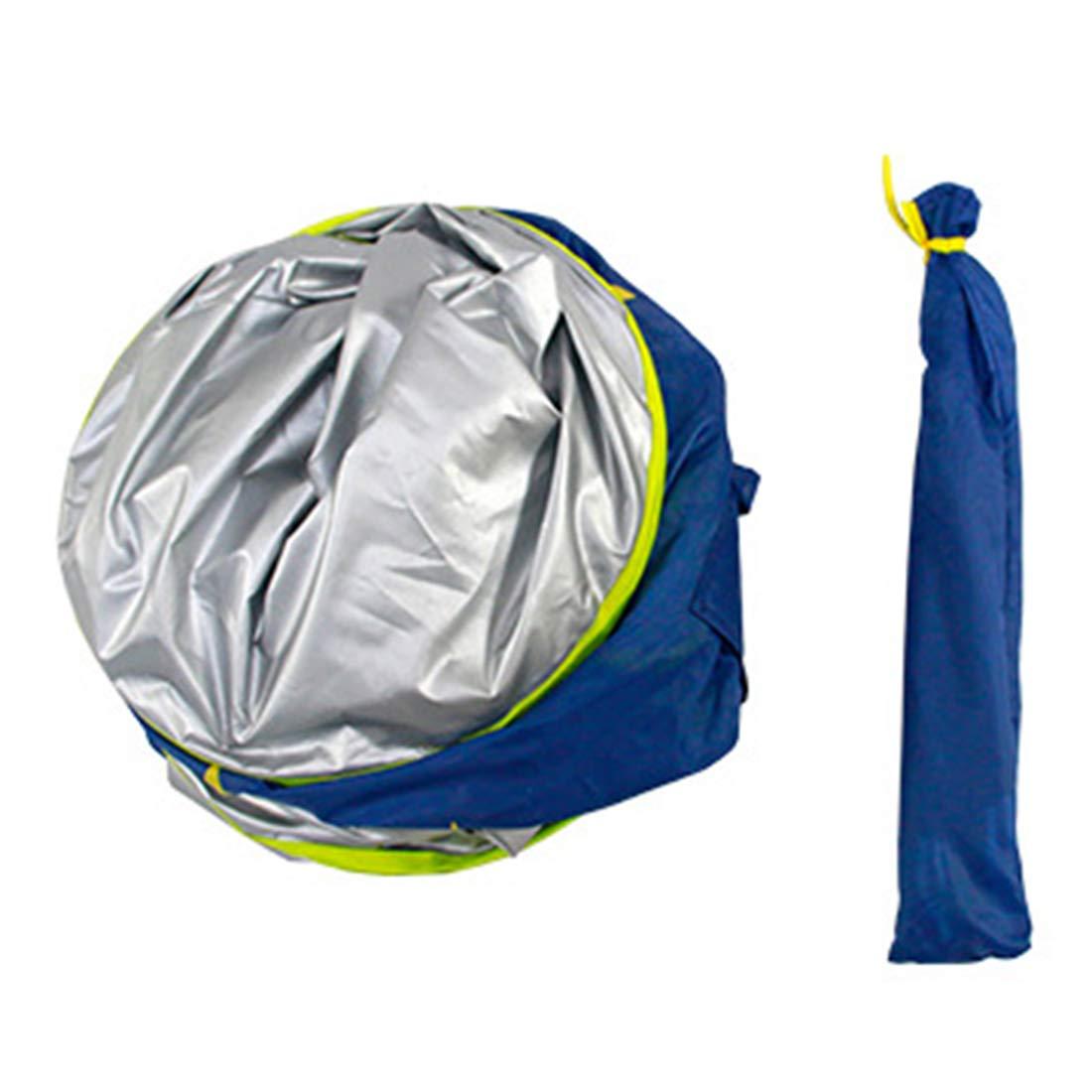 Tente d/épliable Convient pour Une Utilisation int/érieure et ext/érieure pour Filles et gar/çons LVPY Tente d/'Enfants pour Jouer Bleu
