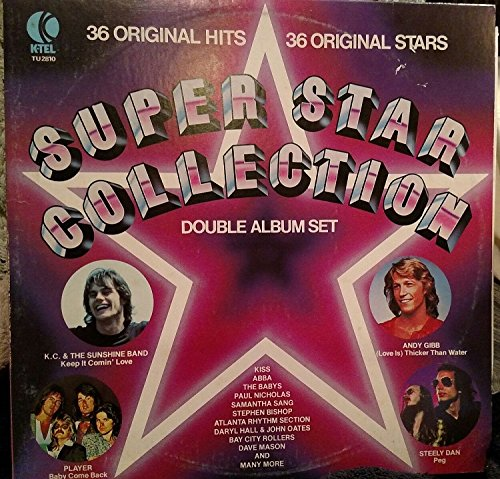 K-Tel Super Star Collection for sale  Delivered anywhere in USA