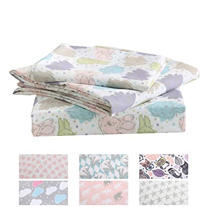 Music Memorabilia Beautiful Cotton Bed Skirt Cover Sheet With Elastic Floral Bedlinen Single Double King Full Twin Twill Size Bed Sheet Set For Kids Girls
