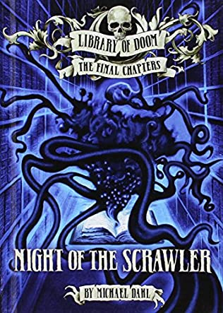 book cover of Night of the Scrawler