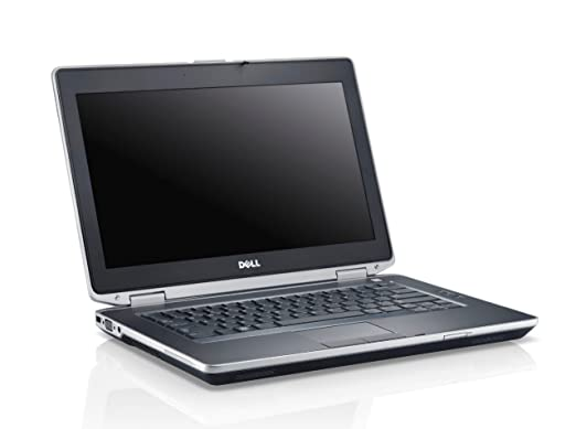 Dell Latitude E6430 14 1-Inch Business Laptop PC, Intel Core i5 2 6GHz  Processor, 8GB DDR3 RAM, 320GB HDD, DVD, Windows 10 Professional (Renewedd)