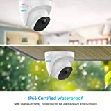 REOLINK PoE 4K 8MP Ultra HD 8CH Security Camera