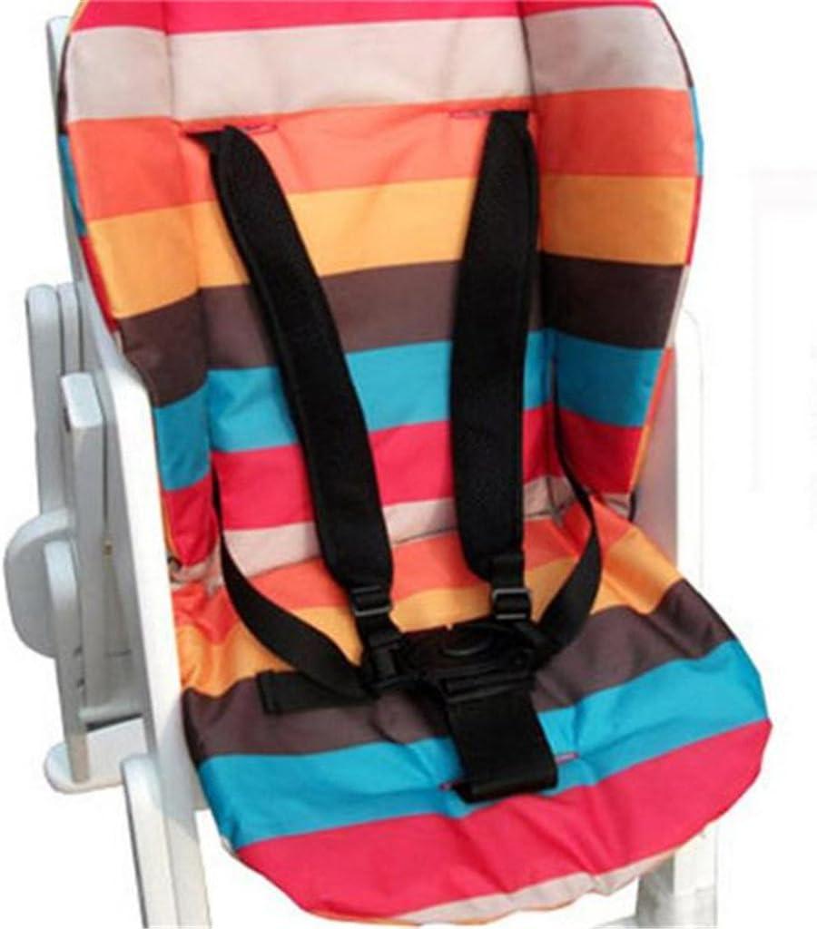 Baby 5 Point Harnais Sécurité Ceintures Pour Poussette Chaise Haute Voiture Ceinture Sangle ma