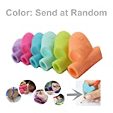 Pencil Grips, Silicone Ergonomic Training Children