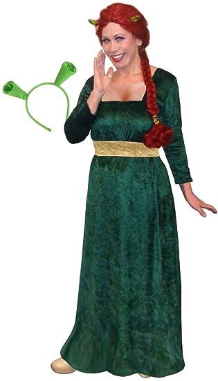 Adult fiona plus size costumes photos 374