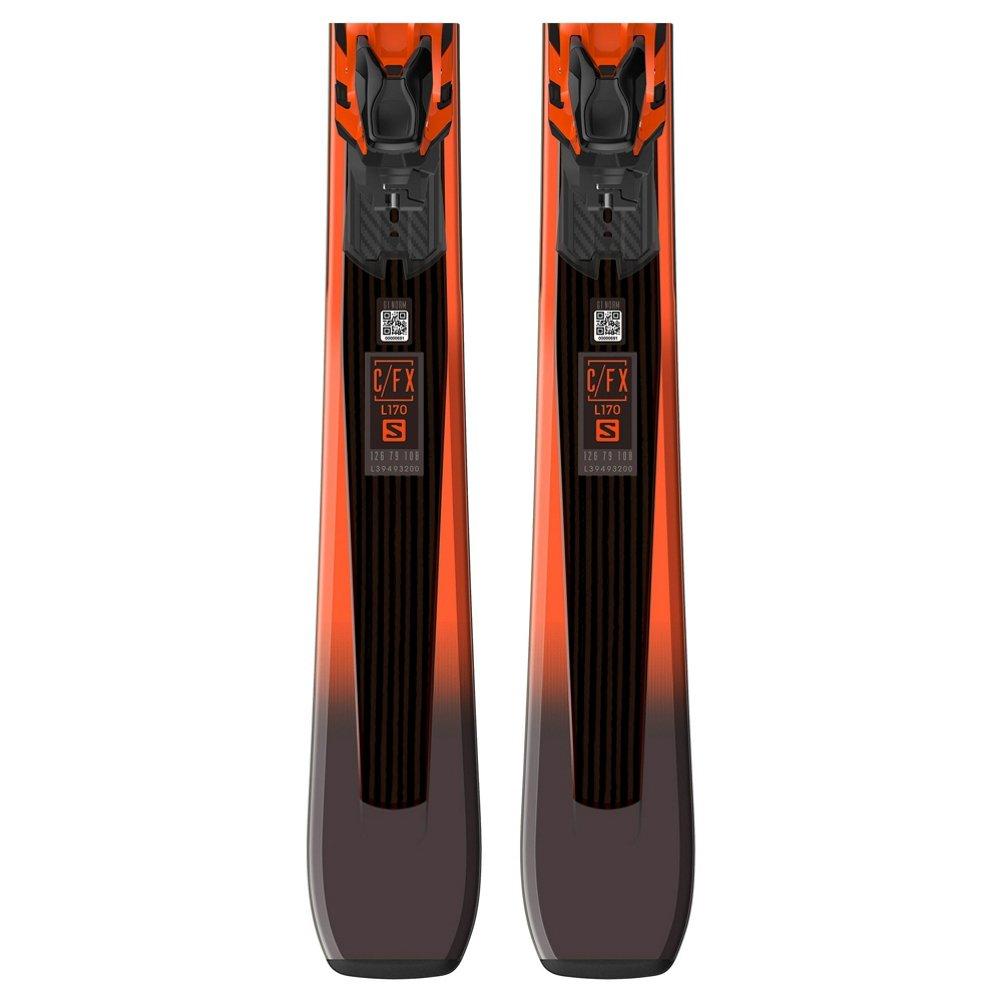 d938adb0 Salomon XDR 79 CF Skis with XT 10 Bindings 2018-160cm: Amazon.ca ...