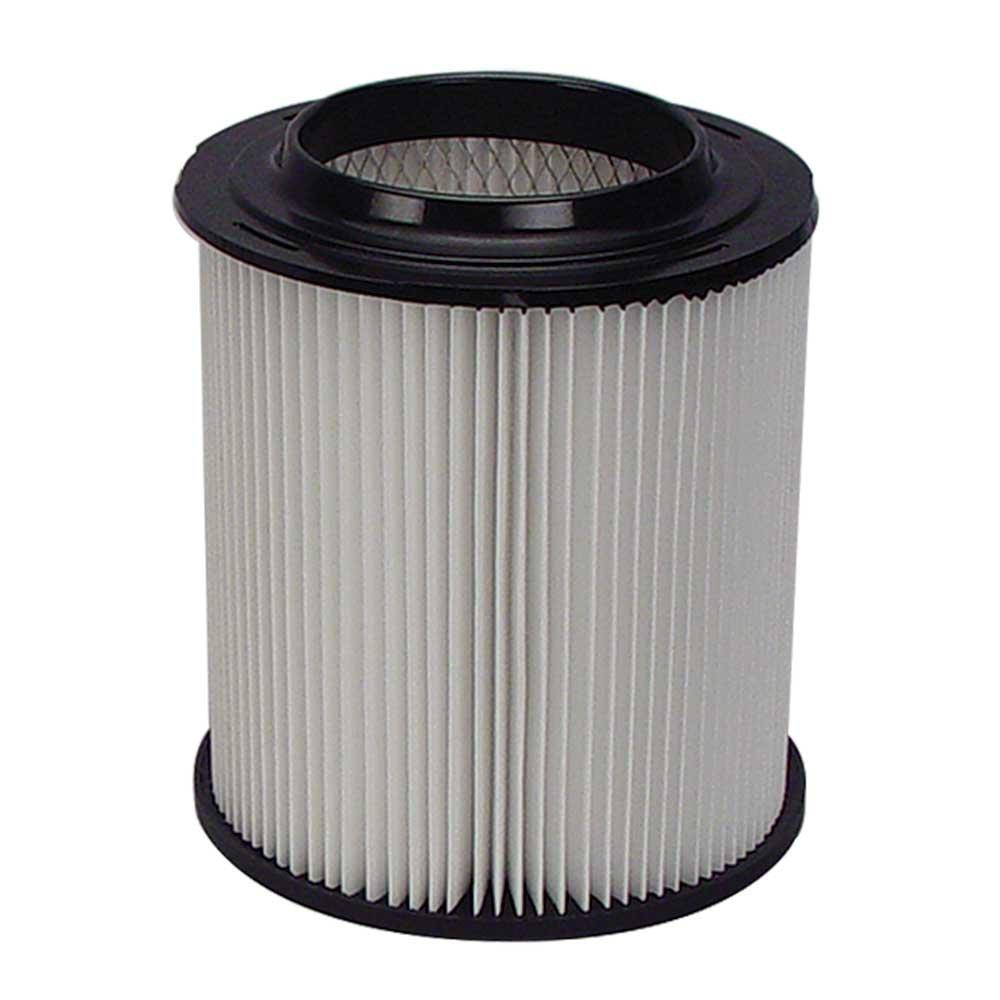 Skat Blast Vacuum HEPA Filter Cartridge for 180-DC & 310-DC - Also Fits Vac-50, 45 & 40, Made in USA, 6011-HEPA
