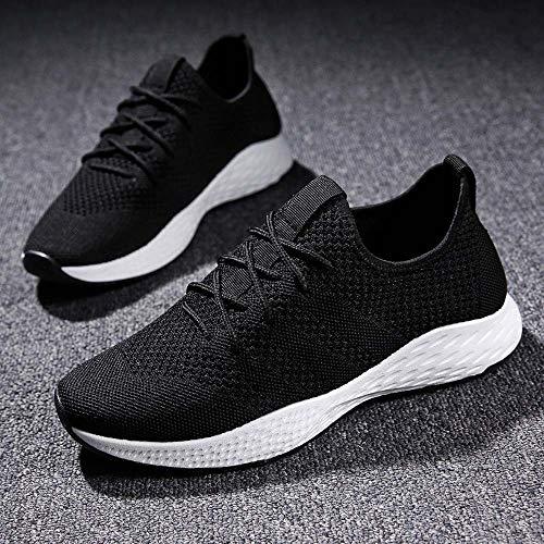 in Sneakers Alta Morbida di Sportive Maglia Uomo Scarpe qualit Uomo ASHOP da Scarpe Traspirante Antiscivolo EqHn8wz