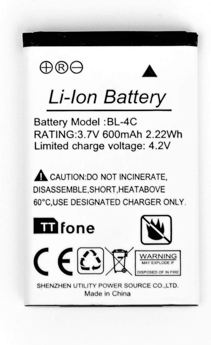 TTfone BL4C Bater/ía de Repuesto
