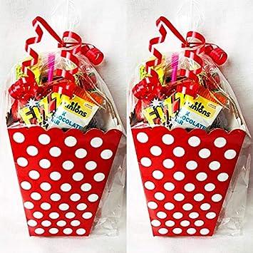 Cajas de dulces para fiestas de Navidad, prerellenas, bolsas de ...