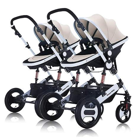Strollers NAUY @ Cochecito de bebé Doble Desmontable ...
