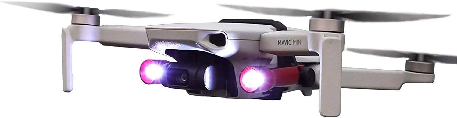 Luces nocturnas para drone DJI Mavic Mini (2 unidades)