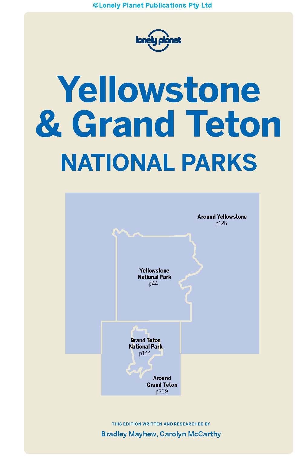 worksheet Yellowstone National Park Worksheets lonely planet yellowstone grand teton national parks travel guide bradley mayhew carolyn mccarthy 978174