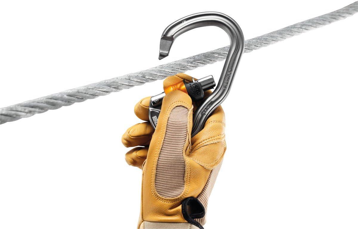 Vertigo Wire de Lock Mosquetón
