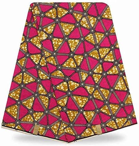 Ankara Fabric African Clothing Floral Print African Fashion Cotton Fabrics