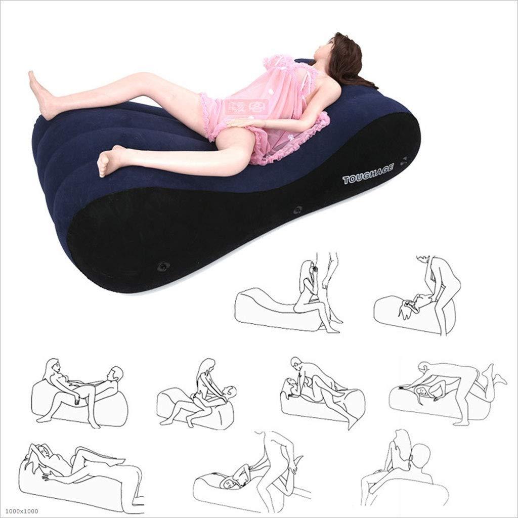 Amazon.com: Inflatable Multifunctional Sofa - Yoga Chaise ...