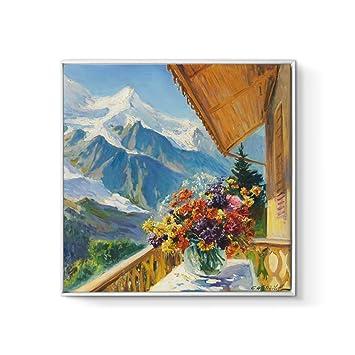 Modernen Minimalistischen Wohnzimmer Dekoration/Sofa Hintergrund Paintings/  Europäische Malerei/Schlafzimmer Kopfteil Wall Painting