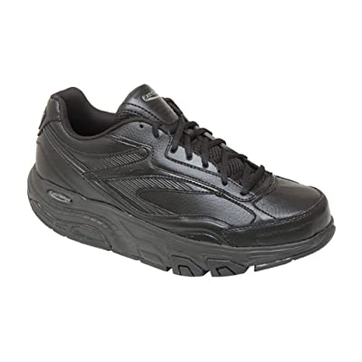 Exersteps Men's Whirlwind Black Sneakers   Fashion Sneakers