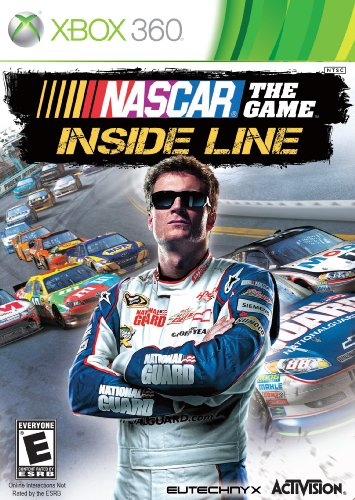 NASCAR The Game: Inside Line - Cars Games For Xbox 360