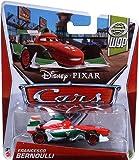 Cars 2 WGP Francesco Bernoulli 1:55 Scale Die Cast Vehicle