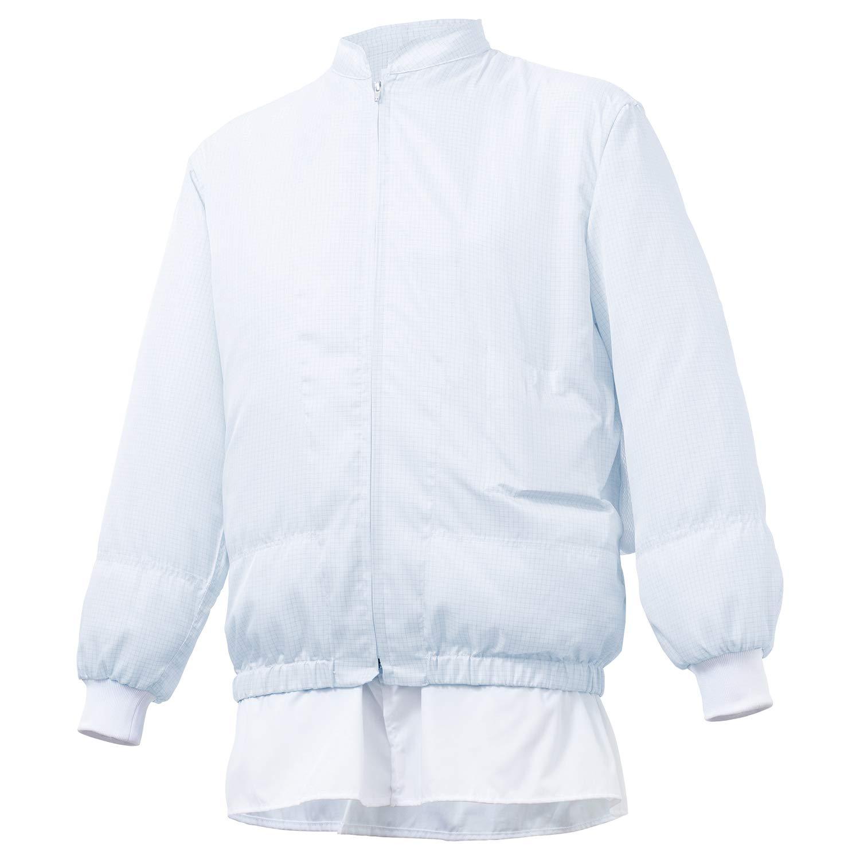 サカノ繊維 白い空調服 ホワイト M SG650   B07KWH6Z19