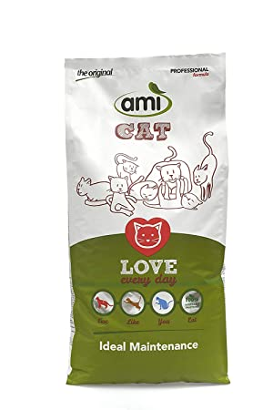 Ami Cat Kg 75 Dried Food For Cats Amazoncouk Pet Supplies