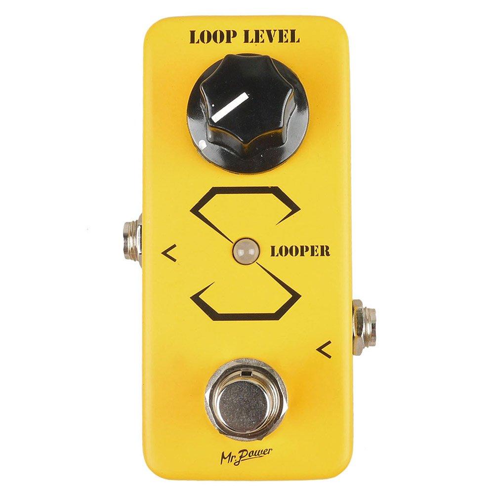 Mr.Power Looper Effect Pedal Guitar Loop Station by Mr.Power