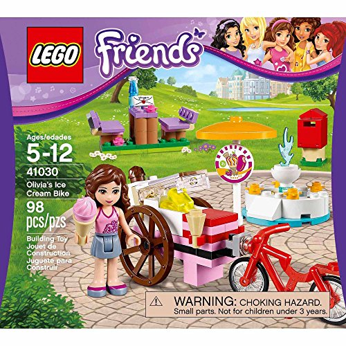 LEGO Friends Olivia's Ice Cream Bike 41030 Building Set