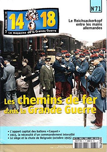 14-18 Le Magazine De La Grande Guerre