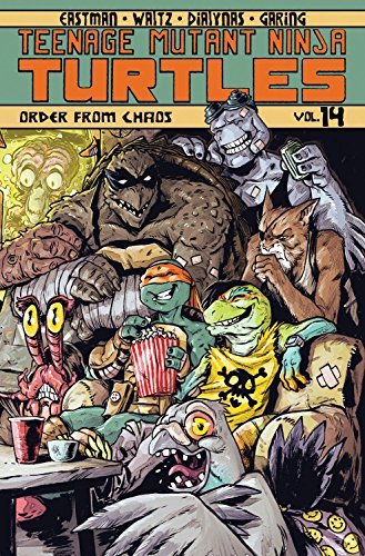 (Teenage Mutant Ninja Turtles Volume 14: Order From)