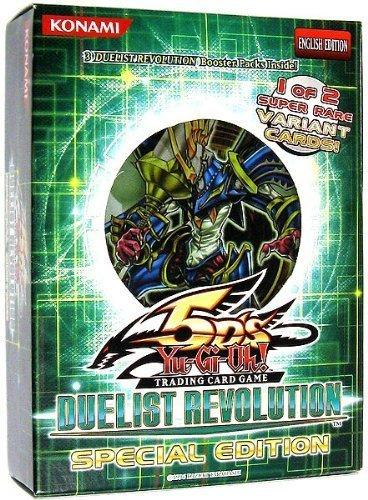 (YuGiOh 5Ds Duelist Revolution SE Special Edition Pack)