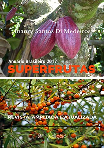 Superfrutas (Portuguese Edition)