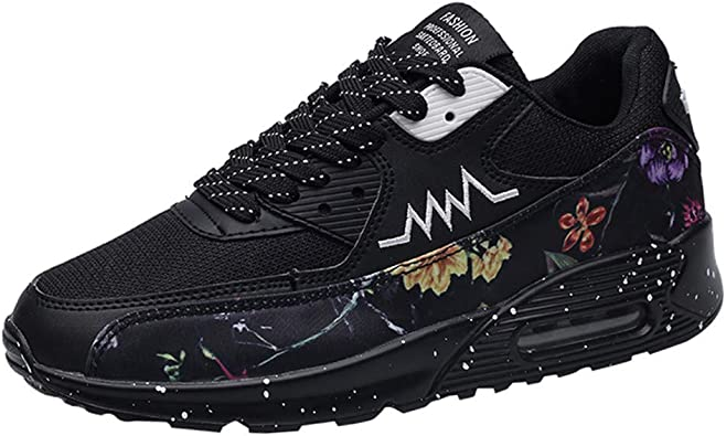 Jodier Zapatillas Running Hombre Mujer Zapatos Deporte para Correr Sneakers Ligero Transpirable Zapatillas Running para Hombre Aire Libre y Deporte Casual Zapatillas de montañismo para Mujer Gimnasia: Amazon.es: Zapatos y complementos