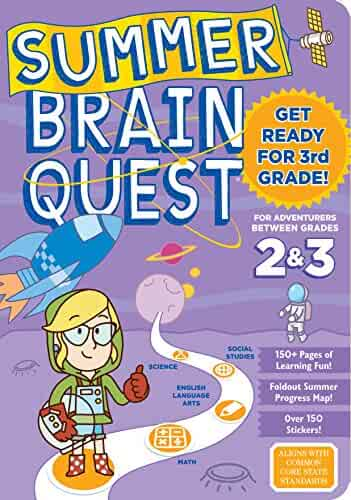 Summer Brain Quest: Between Grades 2 & 3