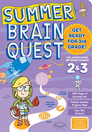 Summer Brain Quest: Between Grades 2 & 3 ()
