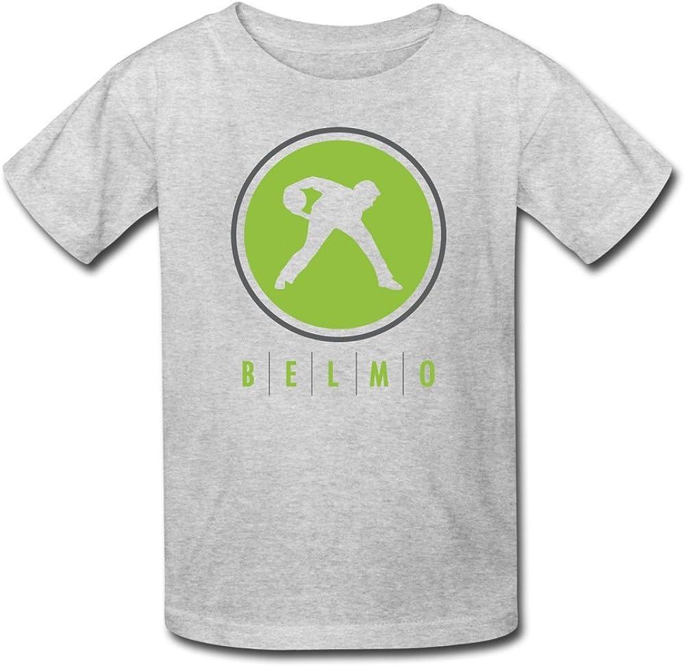 ATHLETE ORIGINALS AO Big Boys T-Shirt by Jason Belmonte