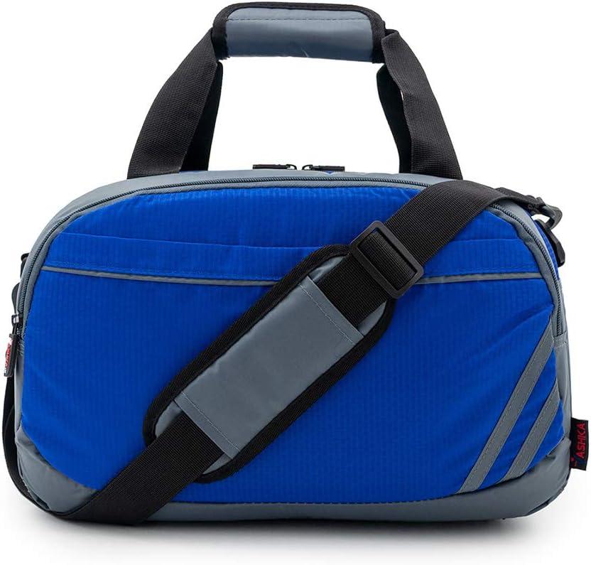 Vashka - Equipaje de Mano | Bolsa de Viaje para Ryanair 40cmx20cmx25cm | Azul