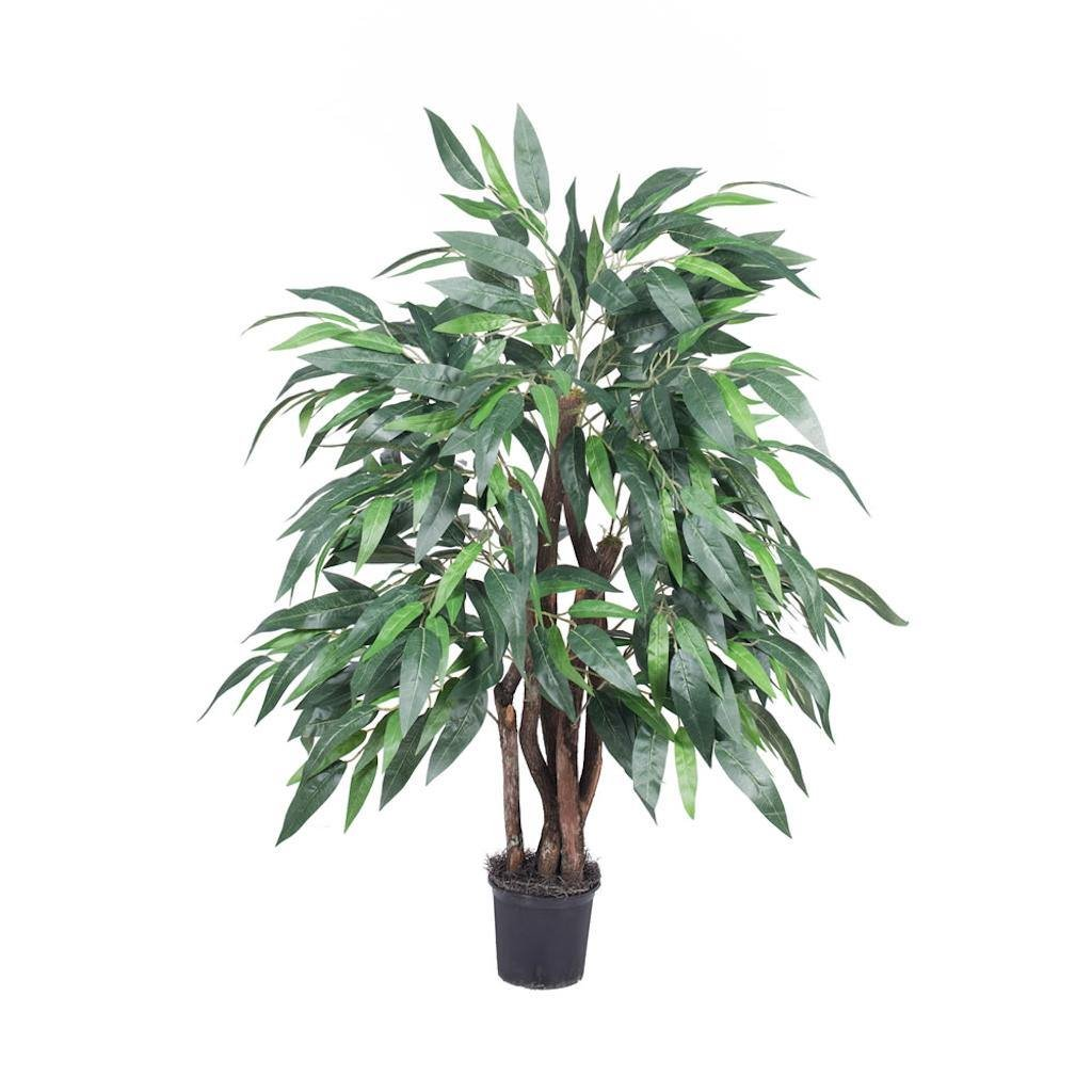 Vickerman TXX2840-06 Everyday Mango Bush, Green, 4'