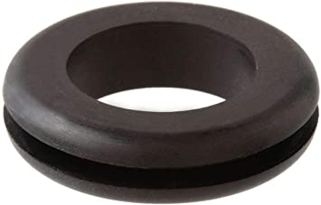 Amazon Com P N 281644 2560 Rubber Grommet 11 16 Panel Hole 5 Pack Home Improvement