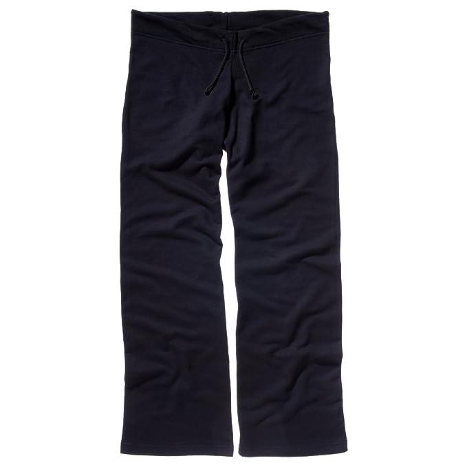 Bella + Canvas - Pantalones rectos de chándal de felpa para mujer ...