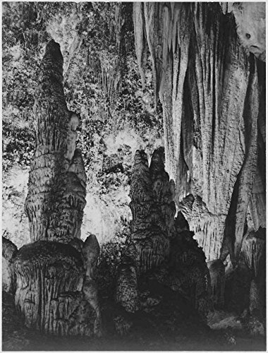 The Museum Outlet - Adams - Carlsbad Caverns National Park New Mexico 4 - Poster Print Online Buy (30 X 40 - Outlet Carlsbad