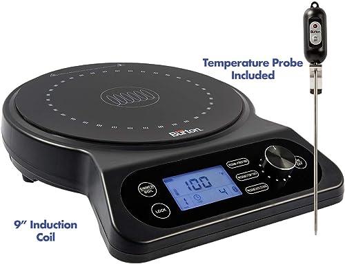 Max Burton 6600 Digital Induction Cooktop 18XL Counter Top Burner