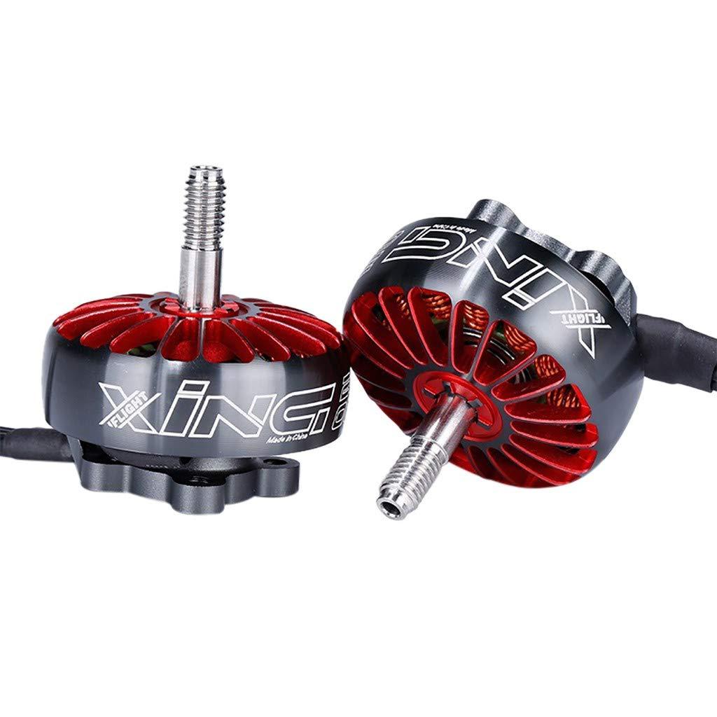 Elaco iFlight X2806.5 1800KV Brushless Motor FPV Compatible with RC DIY FPV Racing Drone Crossing Machine Motor by Elaco1